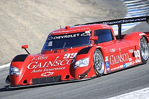 Grand-Am Bob Stallings Racing  Laguna Seca Qualifying Report