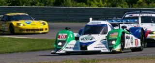 ALMS Dyson & Smith Dominate in Lime Rock ALMS Win