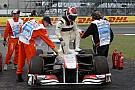 Sauber British GP - Silverstone Race Report
