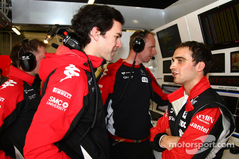 Marussia Virgin British GP - Silverstone Race Report