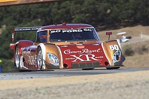 Grand-Am  Michael Shank Racing Laguna Seca Race Report