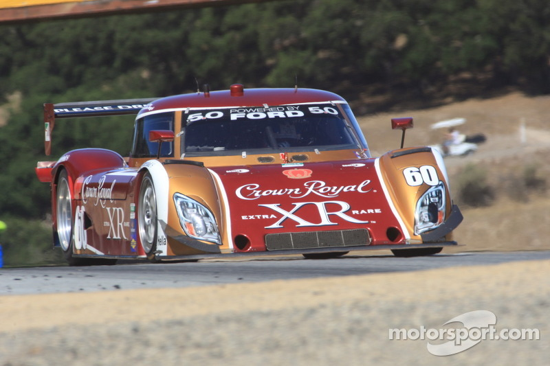 Michael Shank Racing Laguna Seca Race Report
