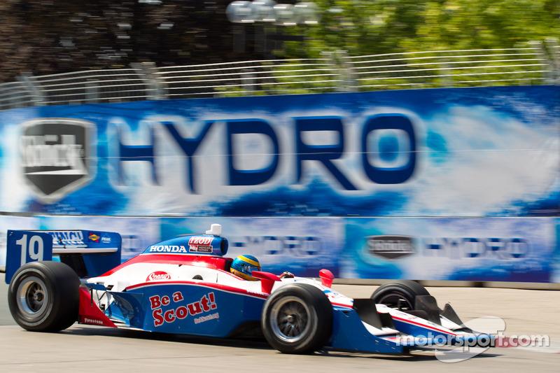 Dale Coyne Racing Toronto Race Report