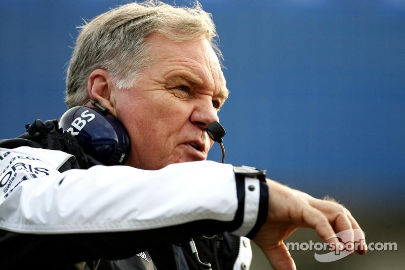 Head Admits Williams Role Set To Change