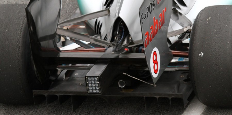 FIA Q&A About The Formula One Blown Diffusers