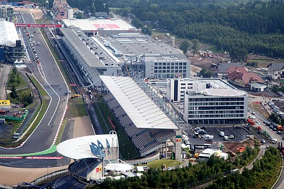No State Support For Nurburgring After 2011 - Minister
