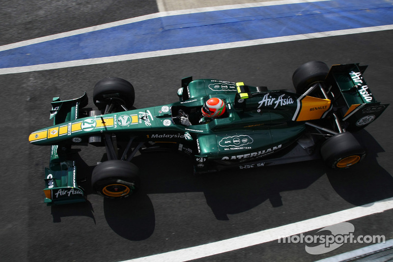 Trulli Set For Steering Boost In Hungary - Report
