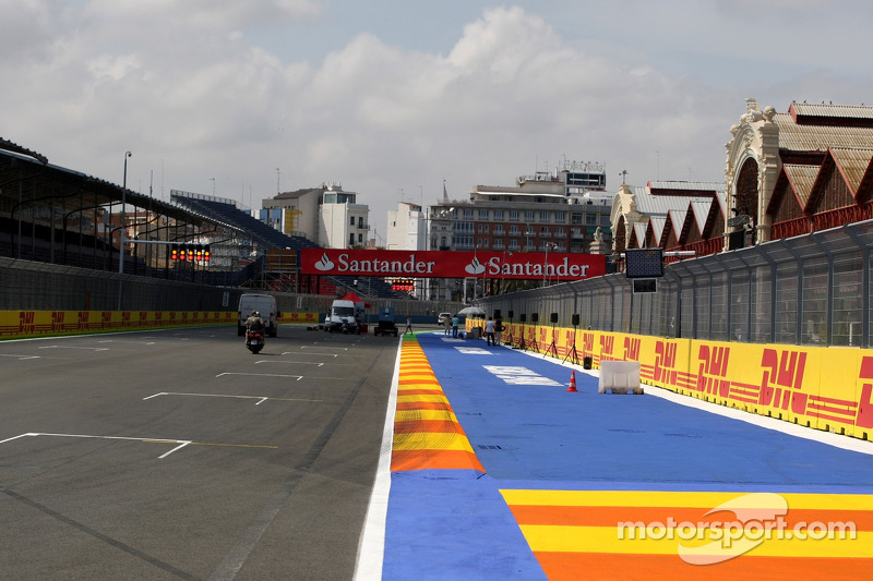 Valencia Scandal Good For Barcelona GP - Report