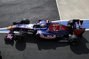 Formula 1 Toro Rosso German GP - Nurburgring Friday Practice Report
