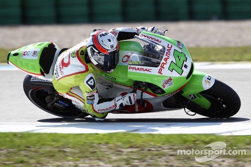 Pramac Racing US GP Practice 1 Report
