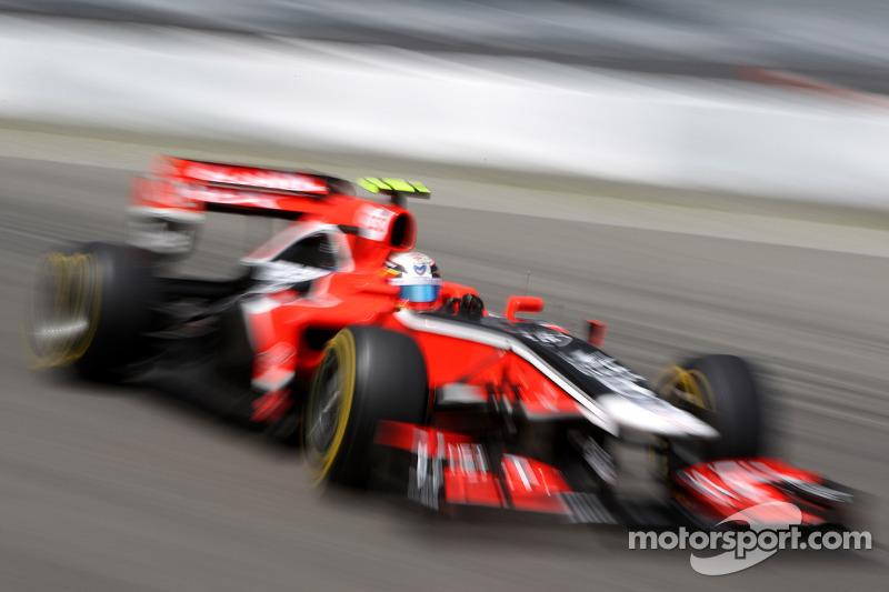 Marussia Virgin German GP - Nurburgring Qualifying Report