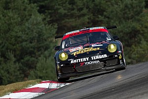 ALMS Alex Job Mosport Qualifying Report