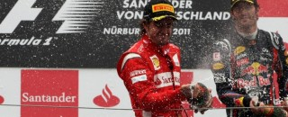 Formula 1 Ferrari F1 German GP - Nurburgring Race Report