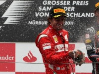Ferrari F1 German GP - Nurburgring Race Report