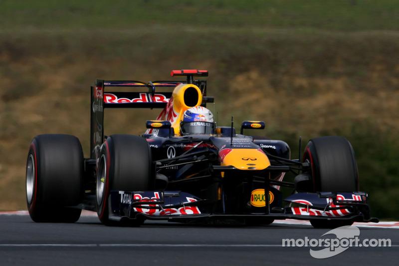 Red Bull Hungarian GP Friday Practice Report