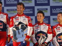 Citroën Scores Double WRC Podium At Rally Finland
