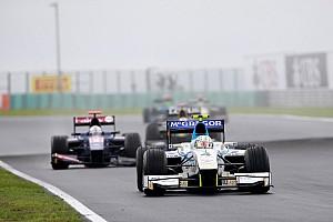 FIA F2 Barwa Addax Team Budapest Race 2 Report