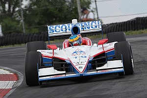 IndyCar Dale Coyne Racing Mid-Ohio Qualifying Report
