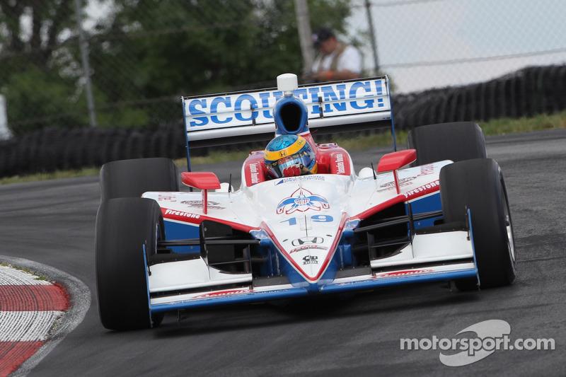 Dale Coyne Racing Mid-Ohio Qualifying Report
