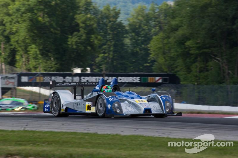 CORE autosport Mid-Ohio Race Report