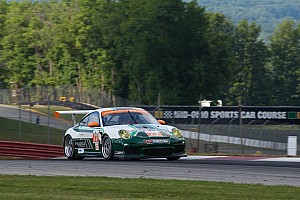 ALMS Magnus Racing Mid-Ohio Race Report