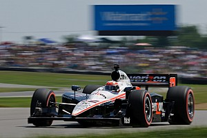 IndyCar Team Penske Mid-Ohio Race Report