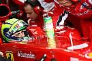 No 2013 talks yet but Massa not worried