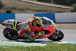 MotoGP 1000cc test held at Brno