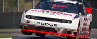 NASCAR XFINITY Villeneuve grabs home pole in Montreal