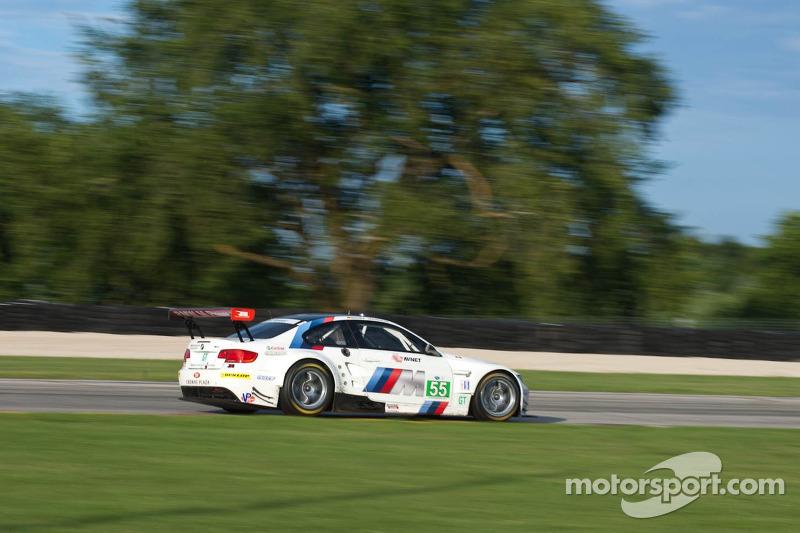BMW Team RLL Road America race report
