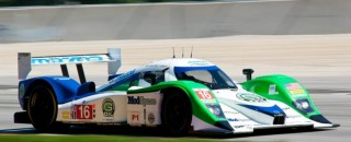 ALMS Dyson Racing enjoyed Road America close finish battle