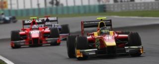 FIA F2 Vietoris grabs pole on Spa circuit in Belgium
