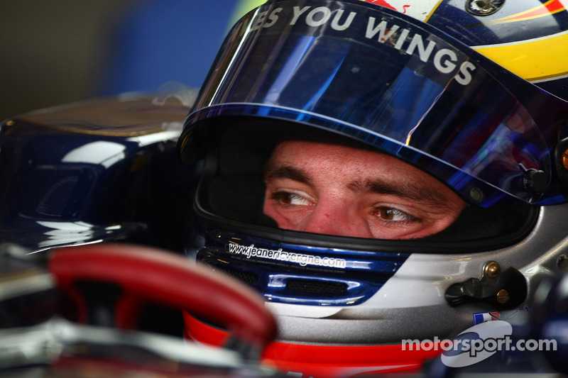 Vergne to get Friday chance with Toro Rosso