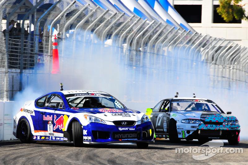 Hankook's Las Vegas Event formula Drift summary