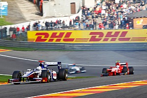 FIA F2 Trident Racing Spa race 2 report