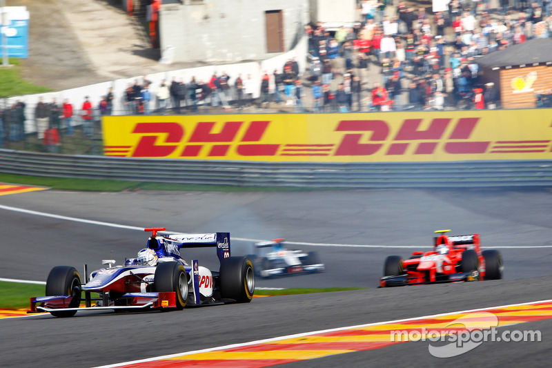 Trident Racing Spa race 2 report