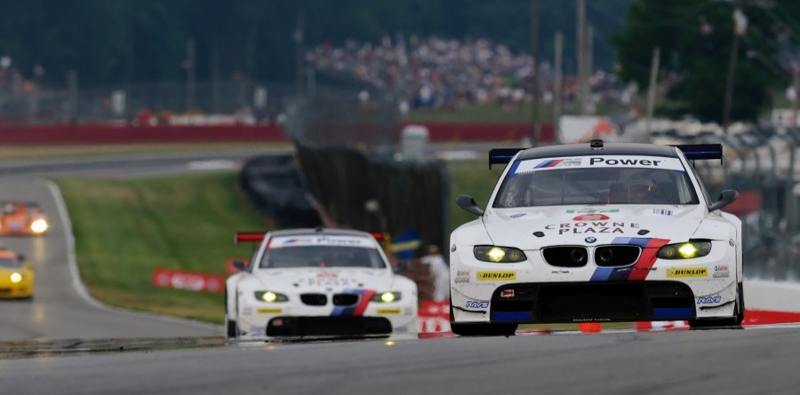 BMW Team RLL prepared for Baltimore streets