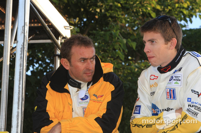 Corvette Racing well prepared for Baltimore event