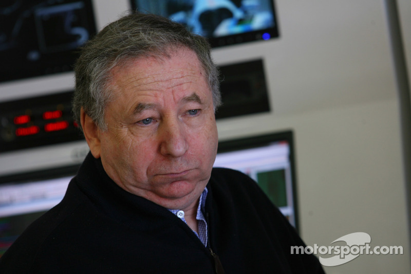 Todt to propose Friday practice for testers only