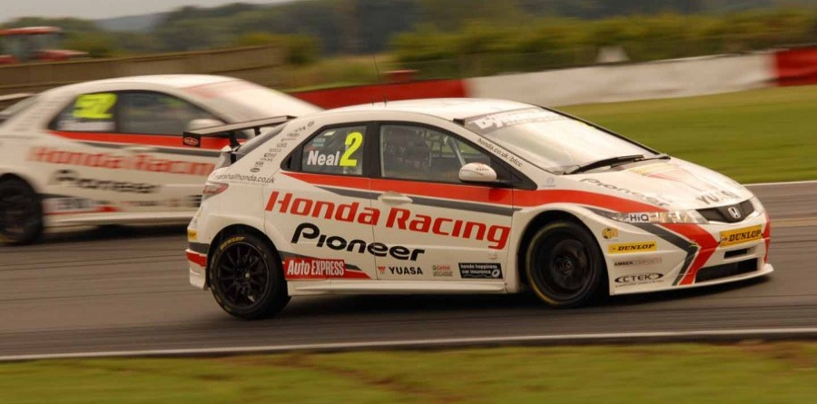 Honda Racing confirm NGTC for 2012