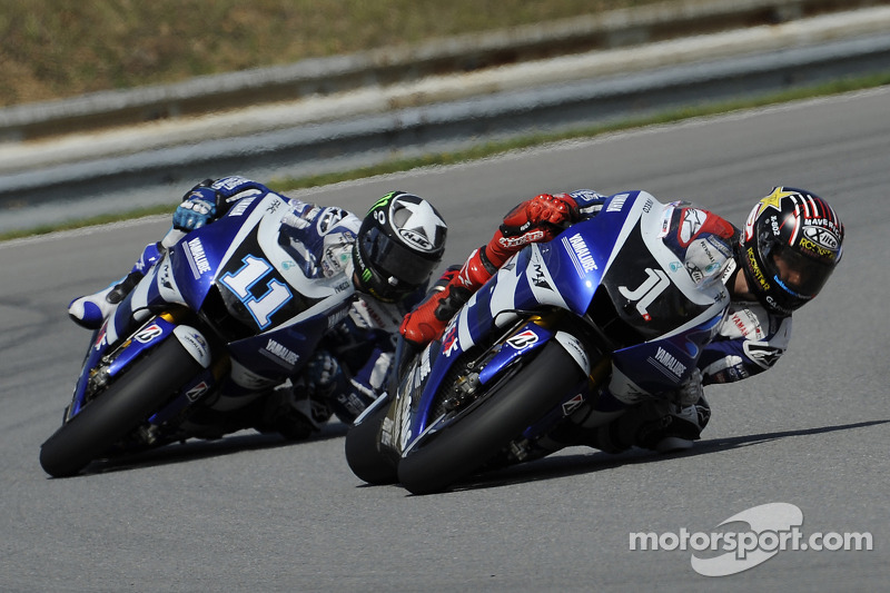 Yamaha San Marino GP Friday report