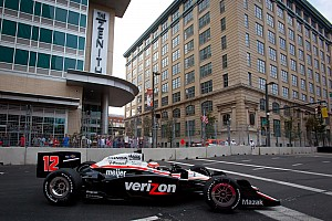 IndyCar Series Baltimore Friday report