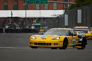 ALMS Corvette Racing Baltimore qualifying report