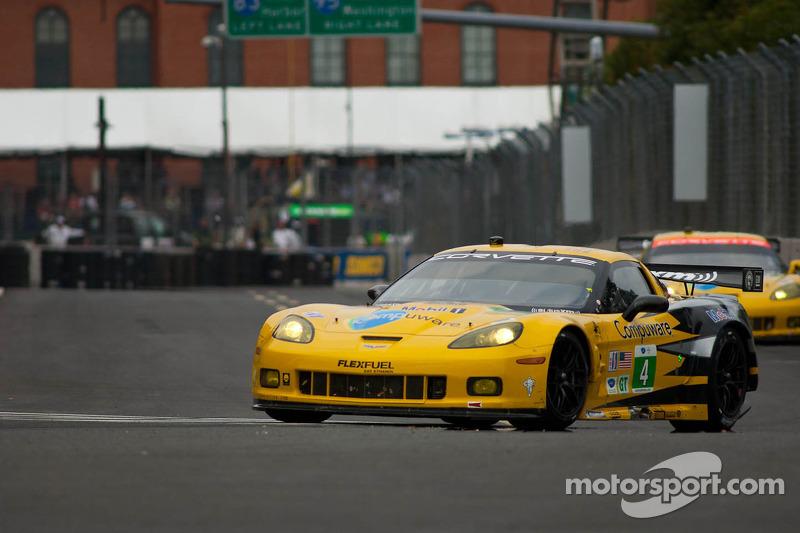 Corvette Racing Baltimore qualifying report
