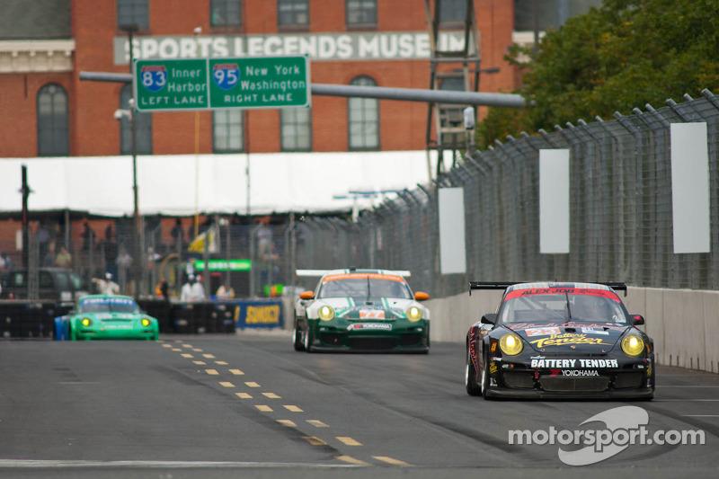 Alex Job Racing Baltimore race report