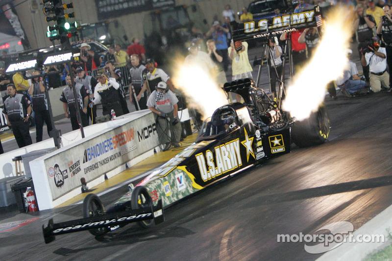 Tony Schumacher Indianapolis final report