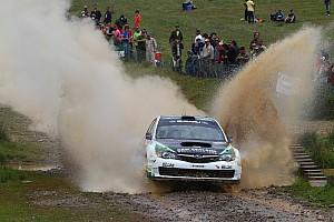 WRC Hayden Paddon seeks title in Rally Australia