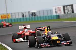 Formula 1 Webber pass too risky and 'stupid' - Berger