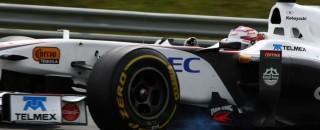 Formula 1 Sauber drivers confident ahead of Italian GP at Monza