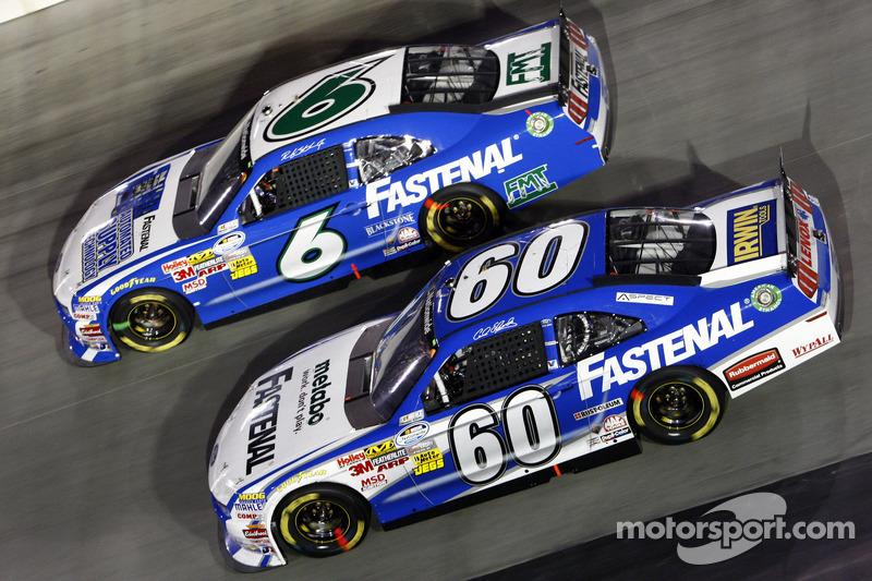 Edwards, Stenhouse Jr. Richmond II post-race interview